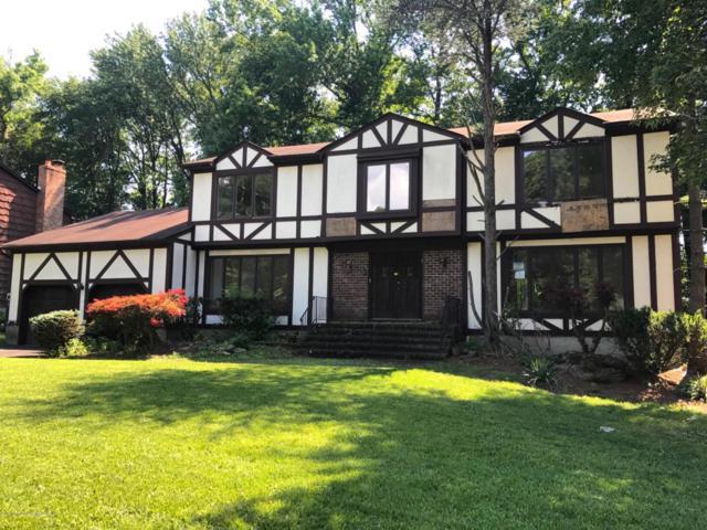 44 Vista Drive, Morganville, NJ 07751 (MLS #21731266) :: The Dekanski Home Selling Team