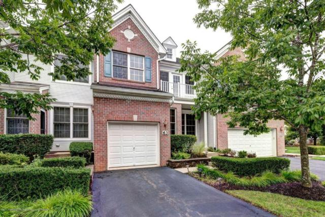 63 Deepwater Circle, Manalapan, NJ 07726 (MLS #21731363) :: The Dekanski Home Selling Team