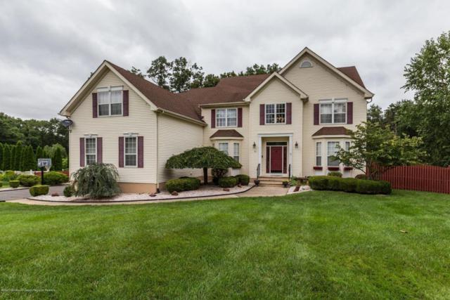 10 Olena Drive, Jackson, NJ 08527 (MLS #21731442) :: The Dekanski Home Selling Team