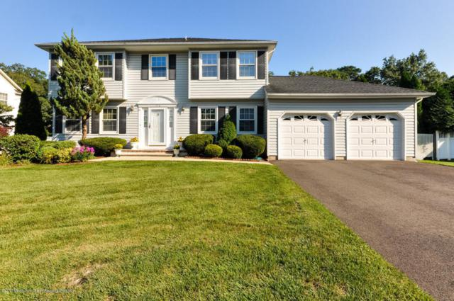 218 Down Hill Run, Toms River, NJ 08755 (MLS #21731450) :: The Dekanski Home Selling Team