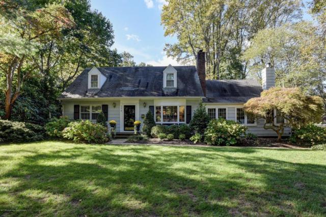 172 Buena Vista Avenue, Fair Haven, NJ 07704 (MLS #21731511) :: The Dekanski Home Selling Team