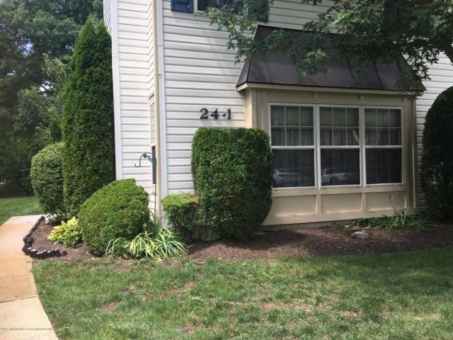 24 Remington Drive #1, Freehold, NJ 07728 (MLS #21731520) :: The Dekanski Home Selling Team