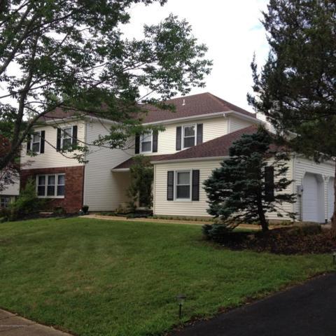 54 Cannonade Drive, Marlboro, NJ 07746 (MLS #21731557) :: The Dekanski Home Selling Team