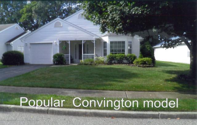 17 Cottontail Drive, Brick, NJ 08724 (MLS #21731768) :: The Dekanski Home Selling Team