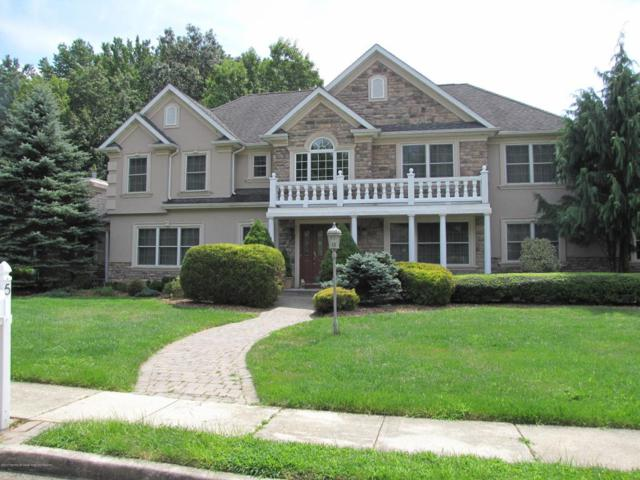 5 Winnipeg Court, Morganville, NJ 07751 (MLS #21732072) :: The Dekanski Home Selling Team