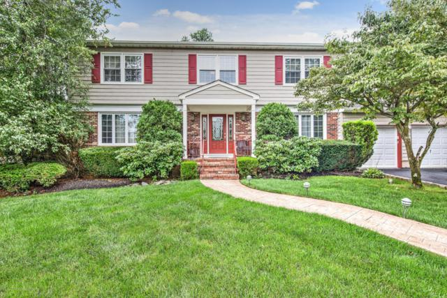 5 Mitchell Court, Marlboro, NJ 07746 (MLS #21732398) :: The Dekanski Home Selling Team