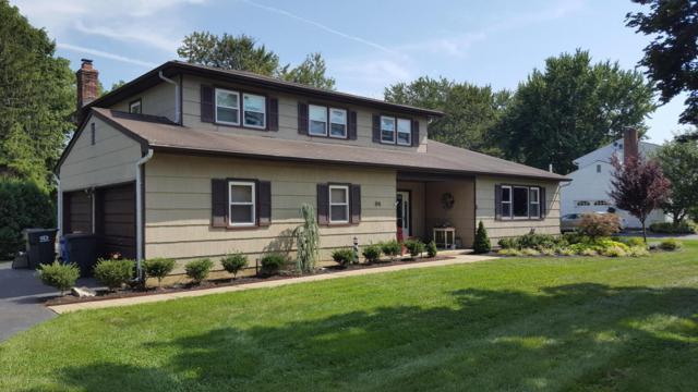 94 Heritage Drive, Freehold, NJ 07728 (MLS #21732449) :: The Dekanski Home Selling Team