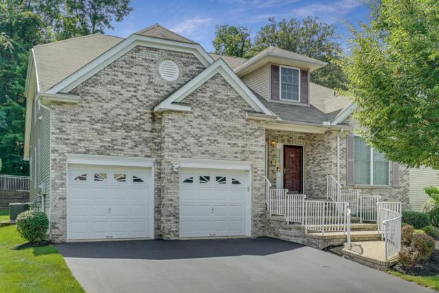 108 Scarborough Way, Marlboro, NJ 07746 (MLS #21732477) :: The Dekanski Home Selling Team