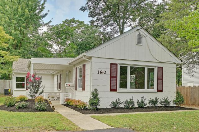 180 Cliftwood Road, Oakhurst, NJ 07755 (MLS #21732666) :: The MEEHAN Group of RE/MAX New Beginnings Realty