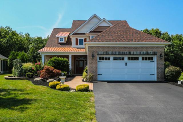 10 E Francesa Court, Farmingdale, NJ 07727 (MLS #21732681) :: The Dekanski Home Selling Team