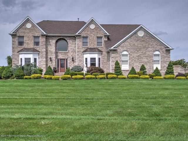16 Young Terrace, Clarksburg, NJ 08510 (MLS #21732682) :: The Dekanski Home Selling Team