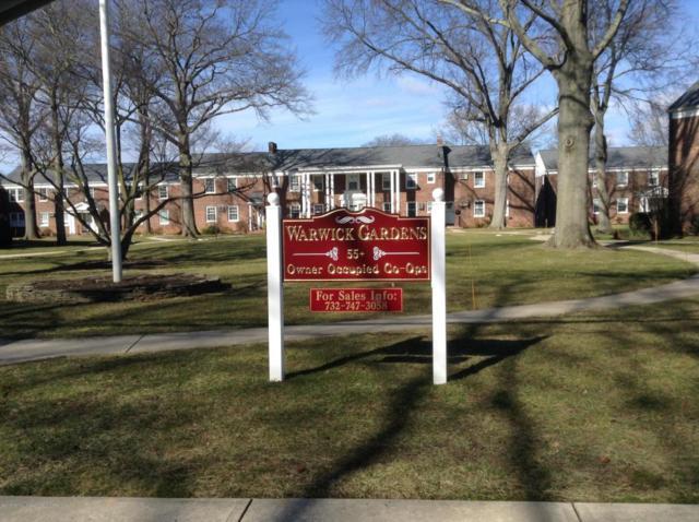 22 Pinckney Road C, Red Bank, NJ 07701 (MLS #21732749) :: The Dekanski Home Selling Team