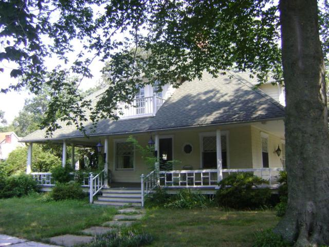 703 S Edgemere Drive, West Allenhurst, NJ 07711 (MLS #21732956) :: The Dekanski Home Selling Team
