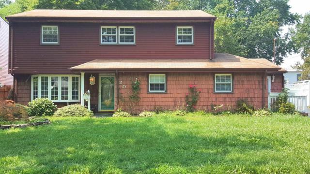 20 Sycamore Drive, Hazlet, NJ 07730 (MLS #21733027) :: The Dekanski Home Selling Team