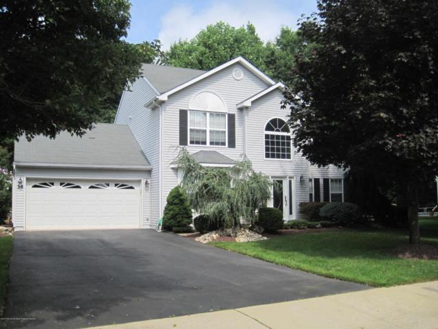 34 Hospitality Way, Englishtown, NJ 07726 (MLS #21733030) :: The Dekanski Home Selling Team