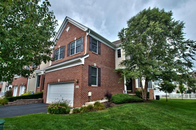 31 Demarest Drive, Manalapan, NJ 07726 (MLS #21733061) :: The Dekanski Home Selling Team