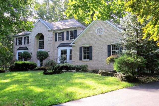 33 Colonial Court, Freehold, NJ 07728 (MLS #21733093) :: The Dekanski Home Selling Team