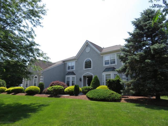 4 Somerset Court, Allentown, NJ 08501 (MLS #21733184) :: The Dekanski Home Selling Team