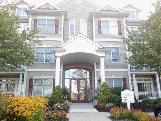 7 Centre Street #1301, Ocean Twp, NJ 07712 (MLS #21733242) :: The Dekanski Home Selling Team
