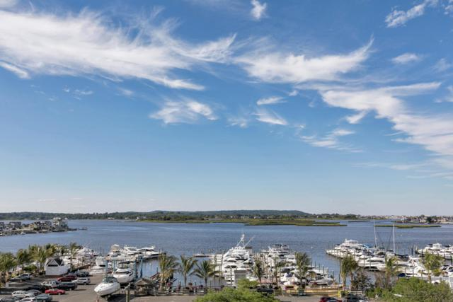 1 Channel Drive 611 & 612, Monmouth Beach, NJ 07750 (MLS #21733442) :: The Dekanski Home Selling Team