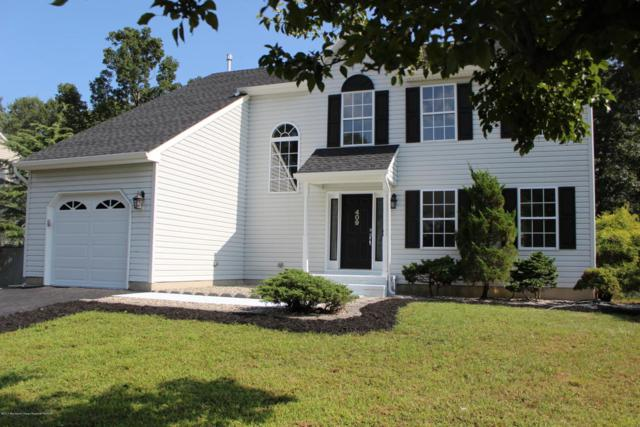 409 Grande River Boulevard, Toms River, NJ 08755 (MLS #21733546) :: The Dekanski Home Selling Team
