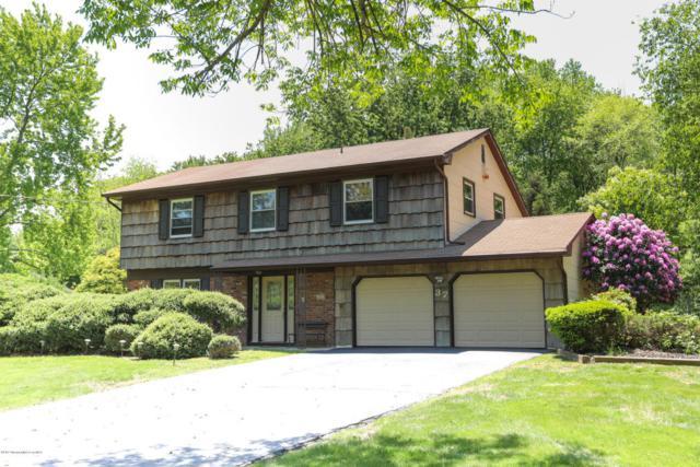 37 Juniper Drive, Freehold, NJ 07728 (MLS #21733548) :: The Dekanski Home Selling Team