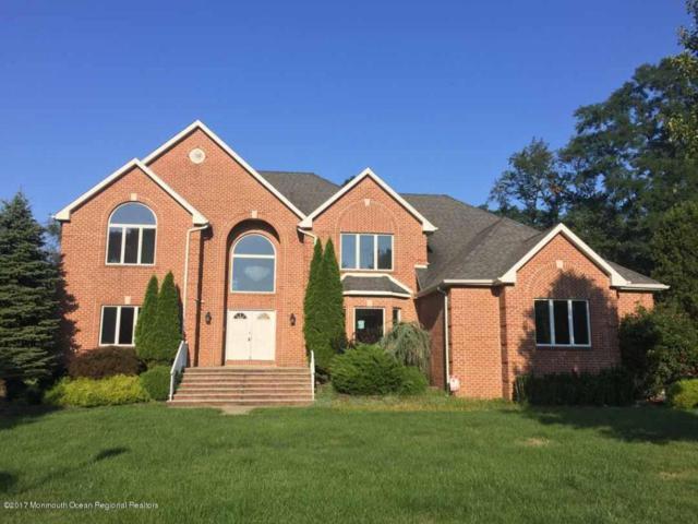 1 Hemingway Court, Morganville, NJ 07751 (MLS #21733549) :: The Dekanski Home Selling Team