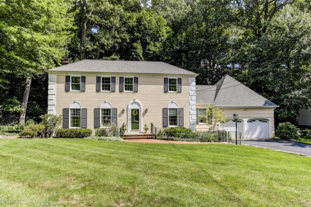 38 Tall Tree Road, Middletown, NJ 07748 (MLS #21733627) :: The Dekanski Home Selling Team