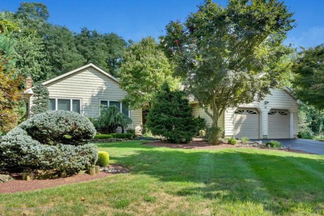 16 Rockwell Circle, Marlboro, NJ 07746 (MLS #21733726) :: The Dekanski Home Selling Team
