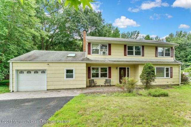 29 Birmingham Drive, Manalapan, NJ 07726 (MLS #21733740) :: The Dekanski Home Selling Team