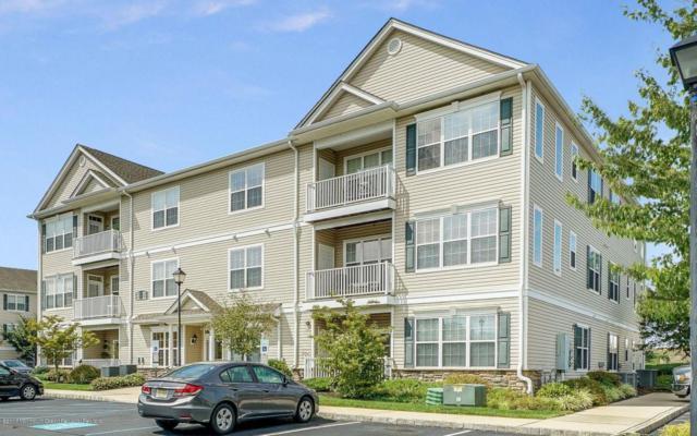 624 Mill Pond Way #106, Eatontown, NJ 07724 (MLS #21733821) :: The Dekanski Home Selling Team