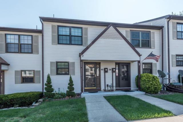 50 Queens Way #50, Englishtown, NJ 07726 (MLS #21733831) :: The Dekanski Home Selling Team