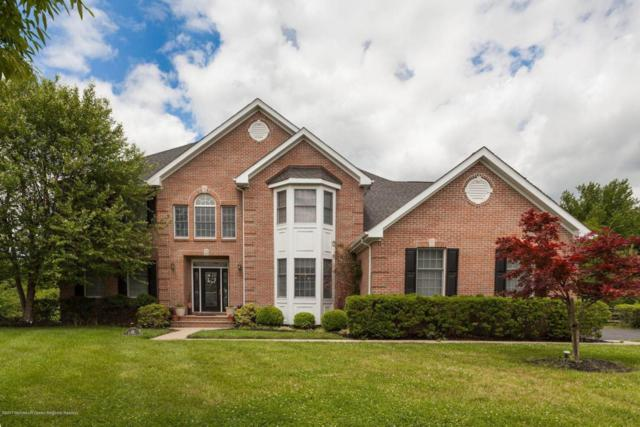 16 Molly Pitcher Road, Marlboro, NJ 07746 (MLS #21733904) :: The Dekanski Home Selling Team