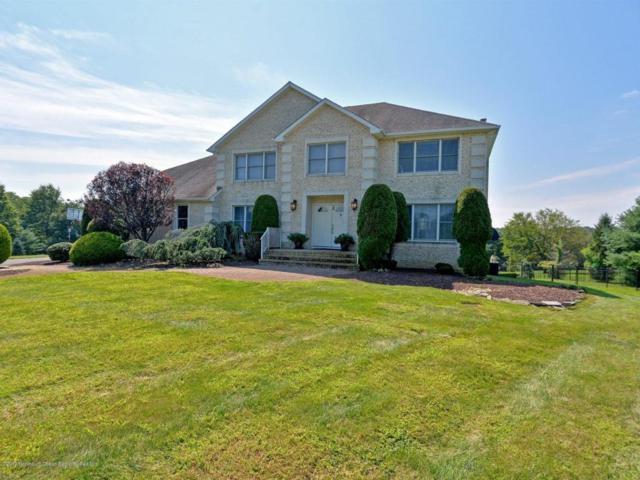 2 Tamar Court, Manalapan, NJ 07726 (MLS #21733965) :: The Dekanski Home Selling Team