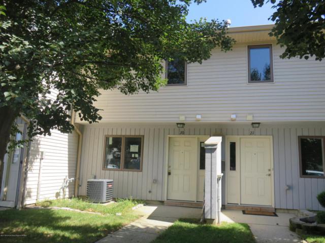 165 Shore Boulevard #20, Keansburg, NJ 07734 (MLS #21734048) :: The Dekanski Home Selling Team
