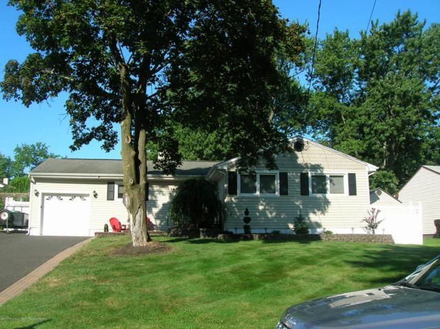 14 Chestnut Drive, Hazlet, NJ 07730 (MLS #21734230) :: The Dekanski Home Selling Team