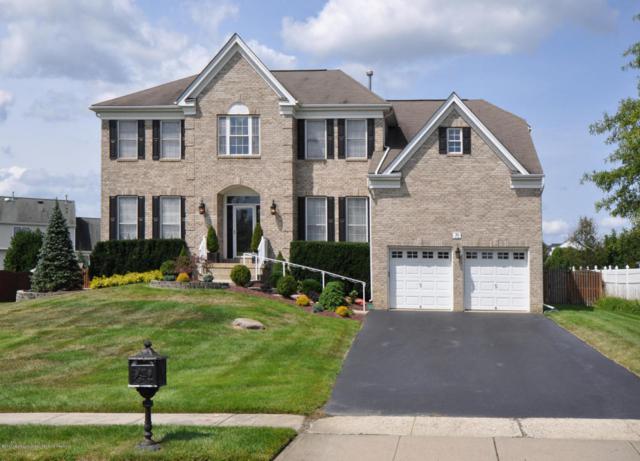 75 Princeton Oval, Freehold, NJ 07728 (MLS #21734305) :: The Dekanski Home Selling Team