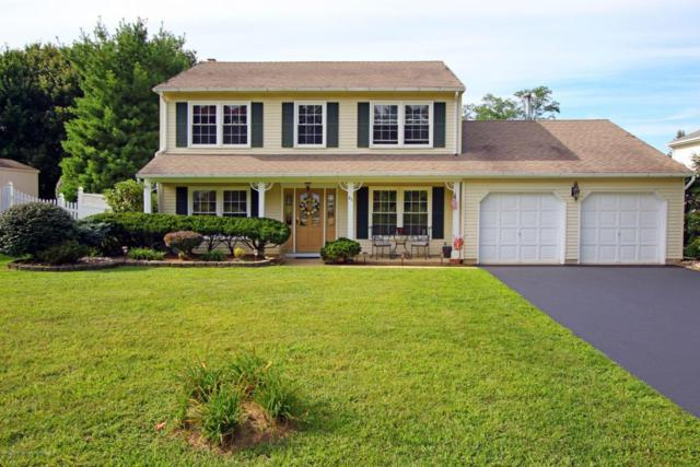 47 Hawthorne Avenue, Holmdel, NJ 07733 (MLS #21734468) :: The Dekanski Home Selling Team