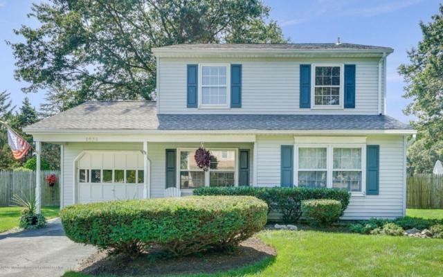 1924 Powder Horn Road, Toms River, NJ 08755 (MLS #21734496) :: The Dekanski Home Selling Team