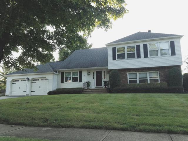 46 Damascus Drive, Marlboro, NJ 07746 (MLS #21734522) :: The Dekanski Home Selling Team