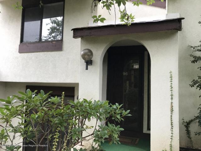 96 Tower Hill Drive, Red Bank, NJ 07701 (MLS #21734544) :: The Dekanski Home Selling Team