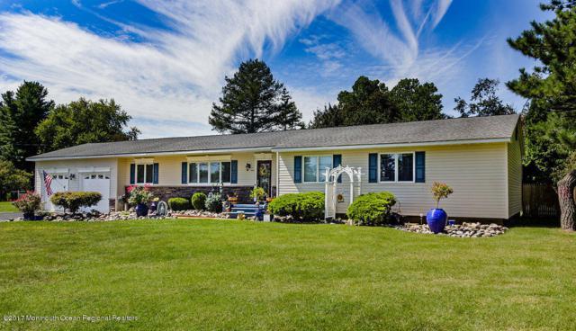 30 Ardmore Road, Freehold, NJ 07728 (MLS #21734585) :: The Dekanski Home Selling Team