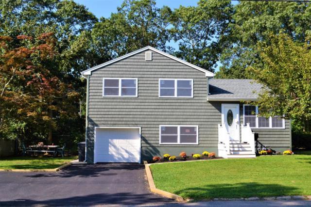 306 Arrowhead Park Drive, Brick, NJ 08724 (MLS #21734666) :: The Dekanski Home Selling Team