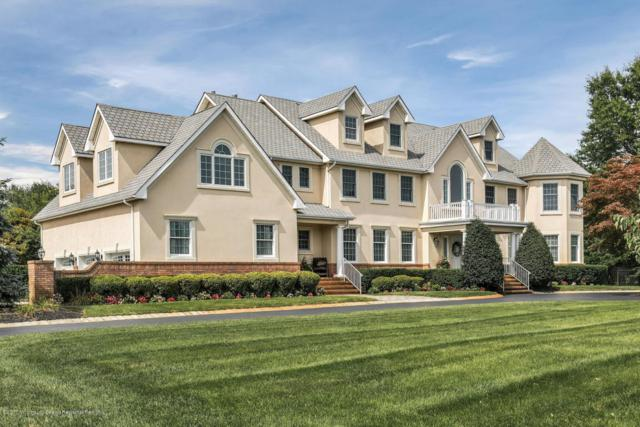 3 Country Club Lane, Colts Neck, NJ 07722 (MLS #21734688) :: The Dekanski Home Selling Team