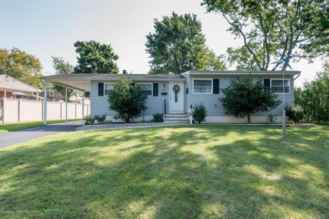 32 Dartmouth Drive, Hazlet, NJ 07730 (MLS #21734690) :: The Dekanski Home Selling Team