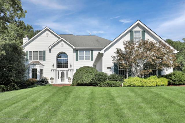 2435 Orchard Crest Boulevard, Wall, NJ 08736 (MLS #21734789) :: The Dekanski Home Selling Team