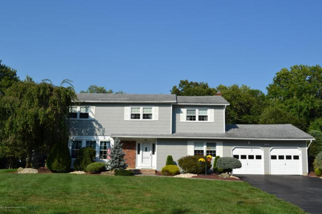 62 Hibernia Way, Freehold, NJ 07728 (MLS #21734906) :: The Dekanski Home Selling Team