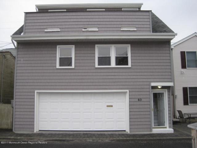 69 E Bay Way, Lavallette, NJ 08735 (MLS #21734920) :: The Dekanski Home Selling Team
