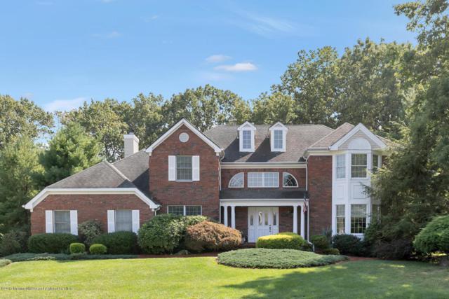 1403 Pippin Drive, Wall, NJ 08736 (MLS #21734944) :: The Dekanski Home Selling Team