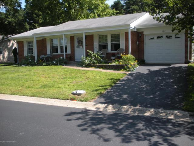102 Constitution Boulevard #102, Whiting, NJ 08759 (MLS #21735117) :: The Dekanski Home Selling Team